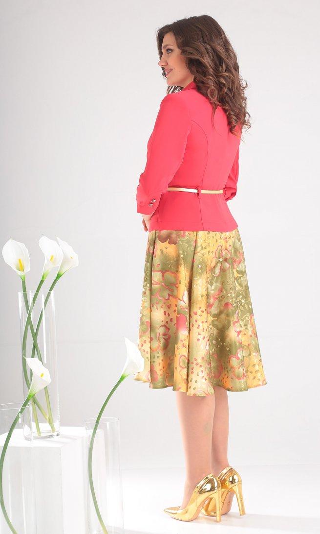 Комплект Мода Юрс 2136 коралл