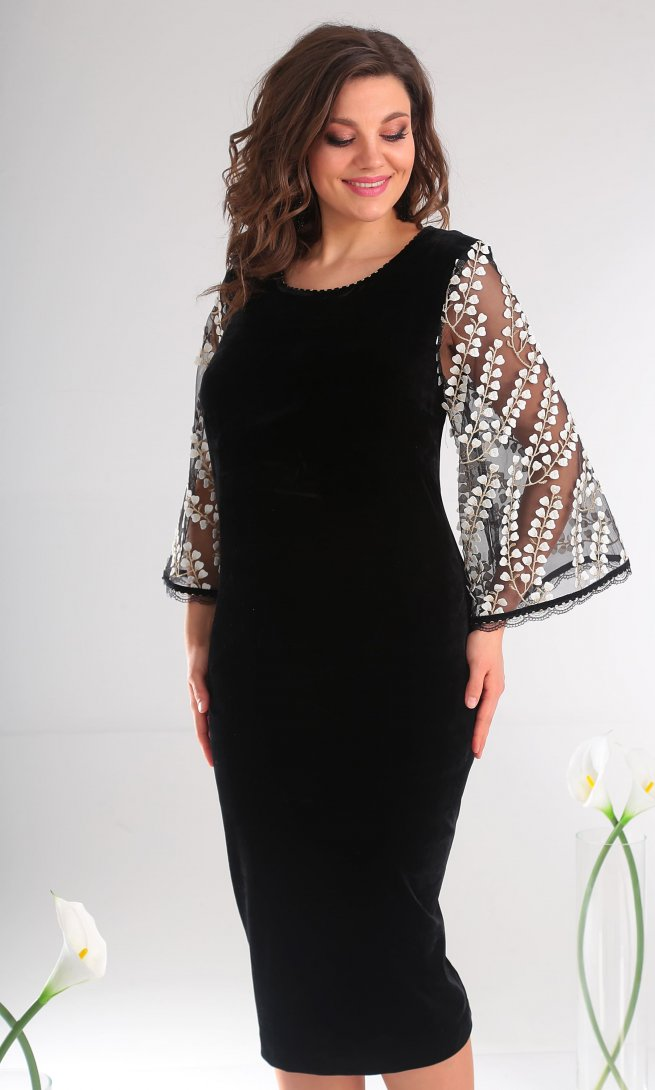 Платье Мода Юрс 2383