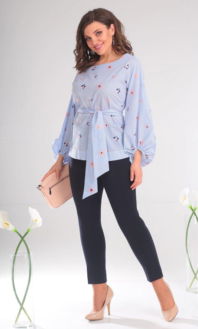 Блуза Мода Юрс 2407