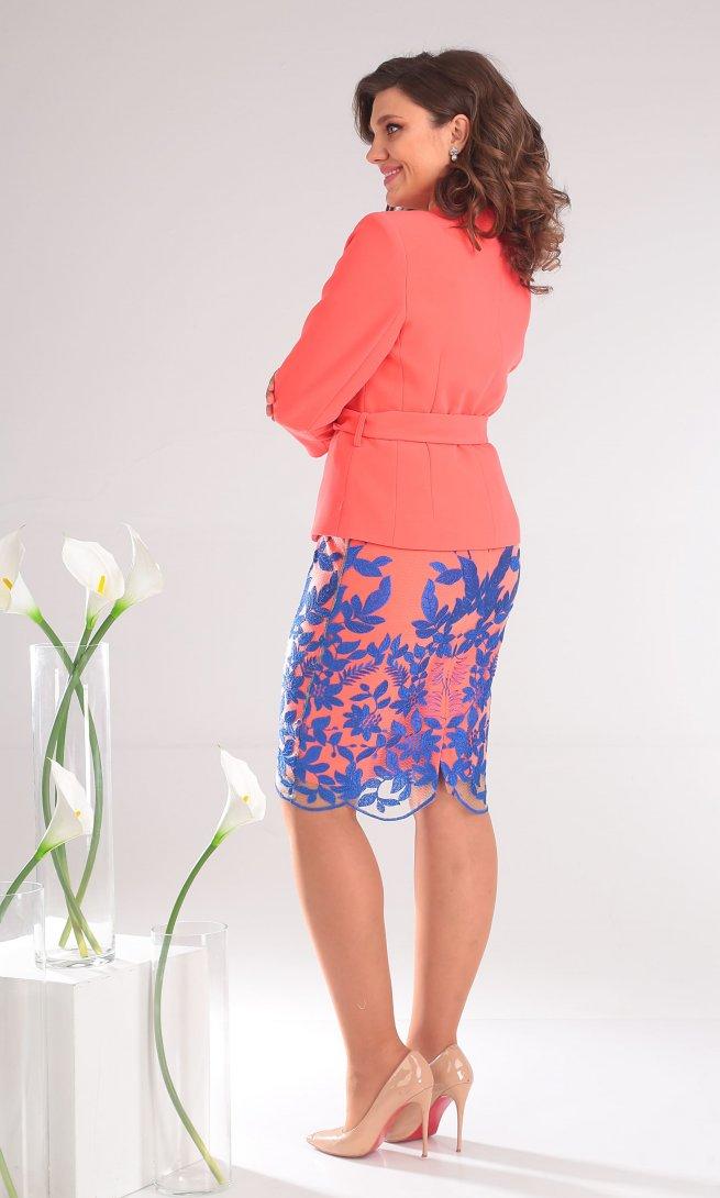 Комплект Мода Юрс 2447 коралл