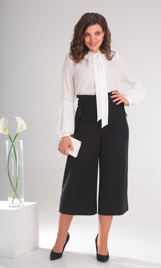 Блуза Мода Юрс 2467 белая