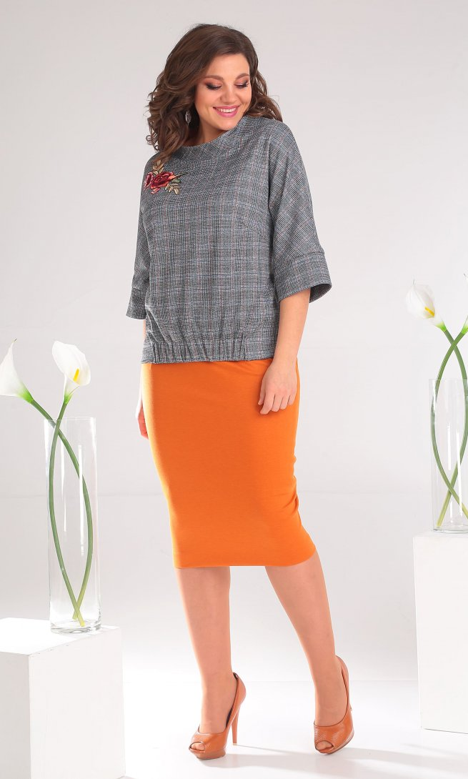 Комплект Мода Юрс 2468 оранжевый