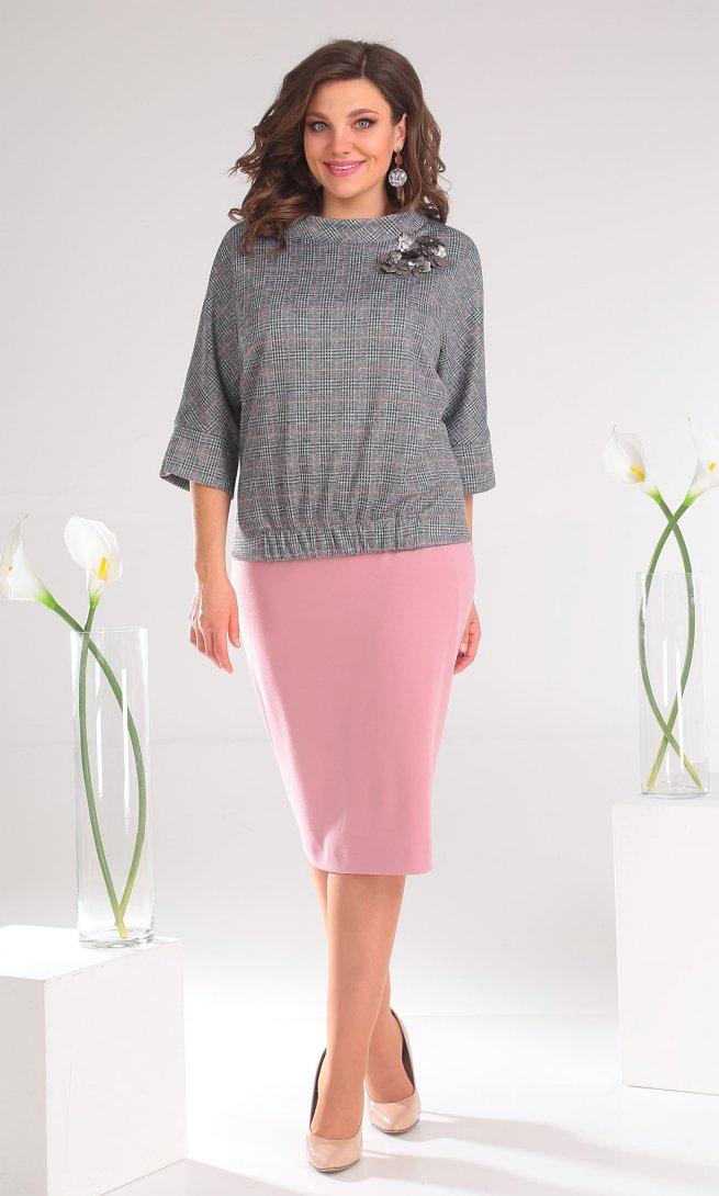 Комплект Мода Юрс 2468 розовый