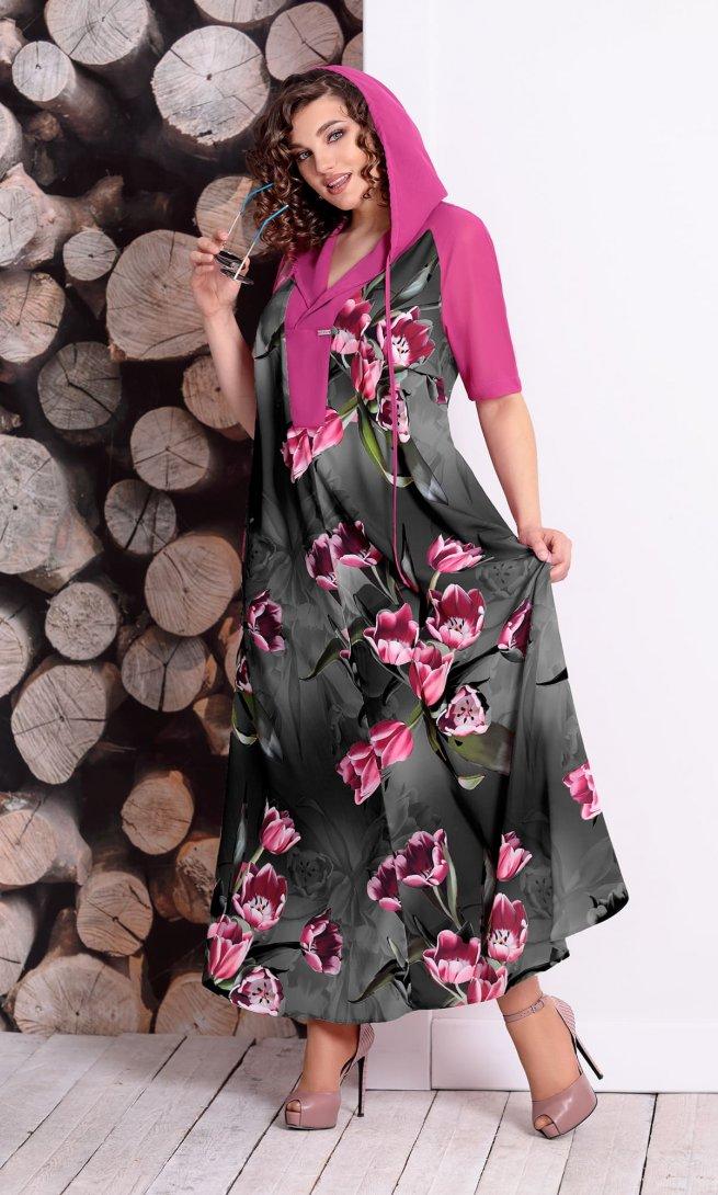 Платье Mubliz 128 черное