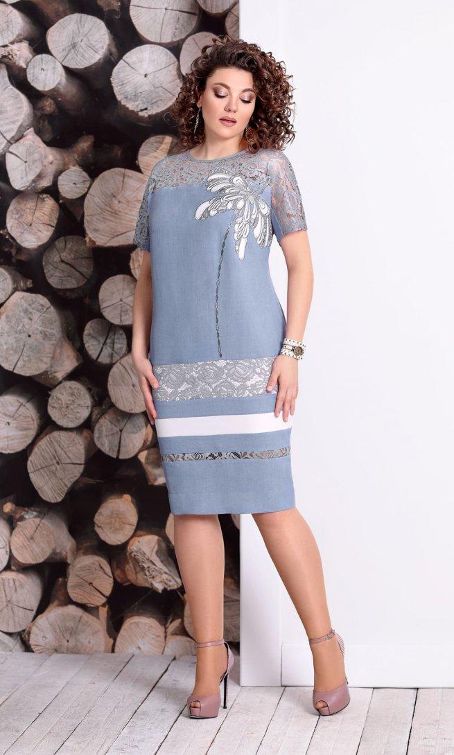Платье Mubliz 327 джинс