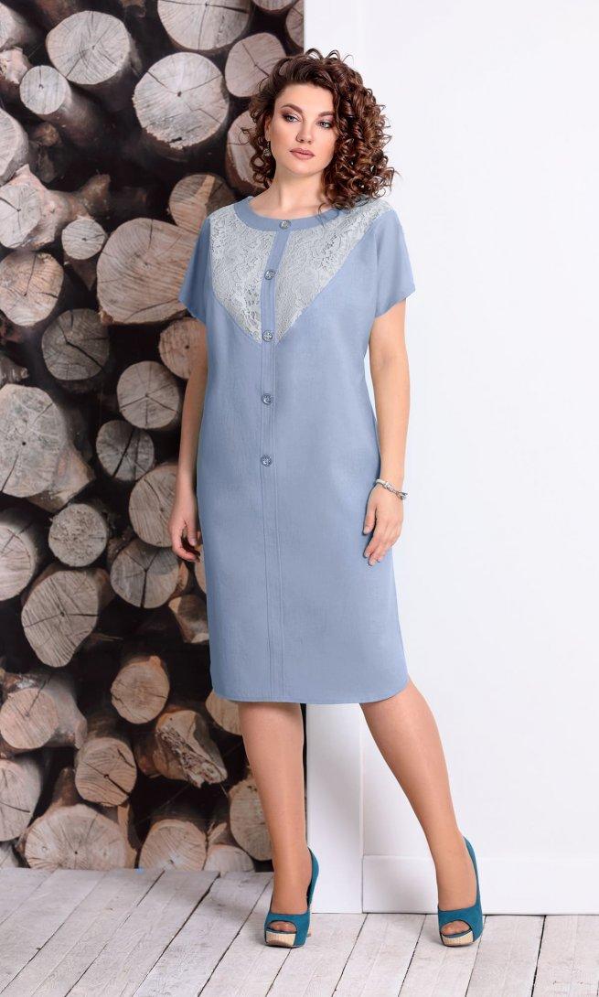 Платье Mubliz 328 джинс