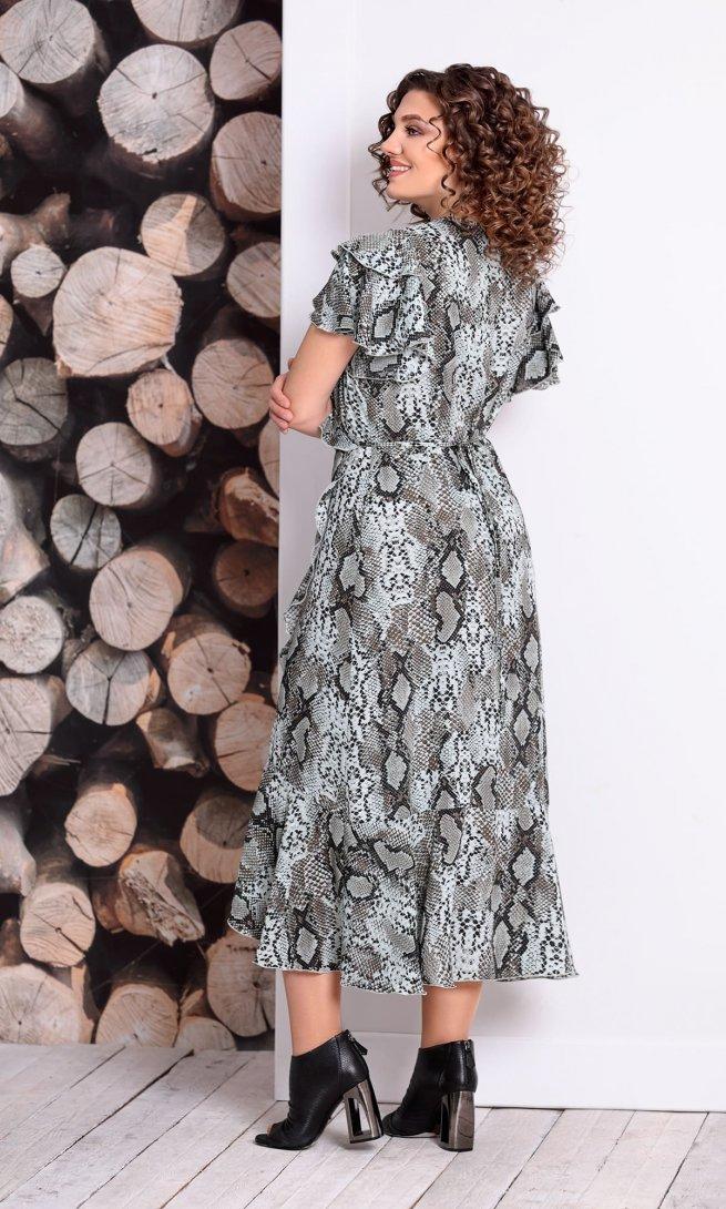 Платье Needle Ревертекс 342