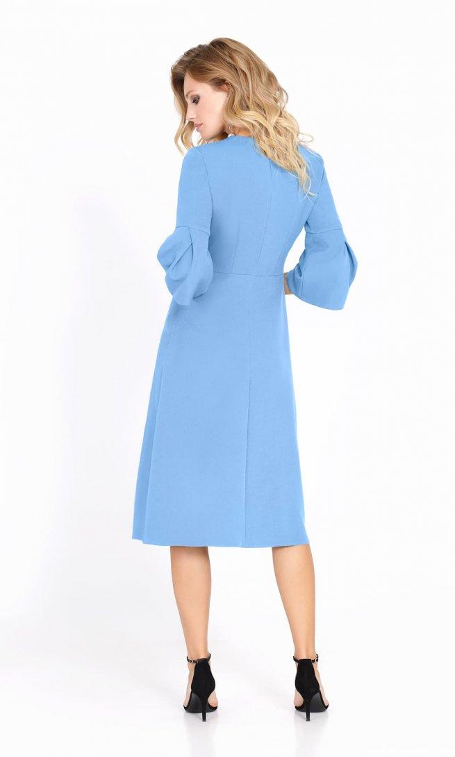 Платье Pirs 691 голубое