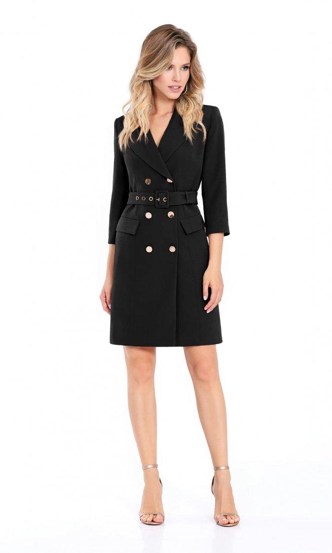 Платье Pirs 694 черное