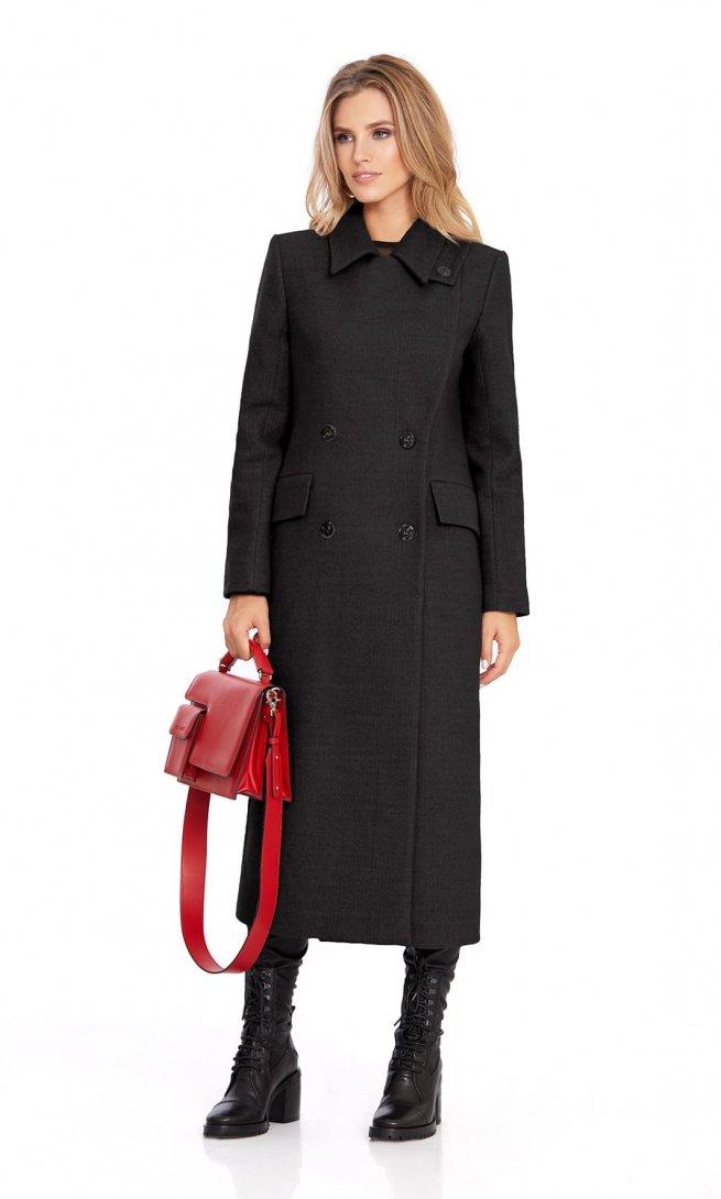 Пальто Pirs 801 черное