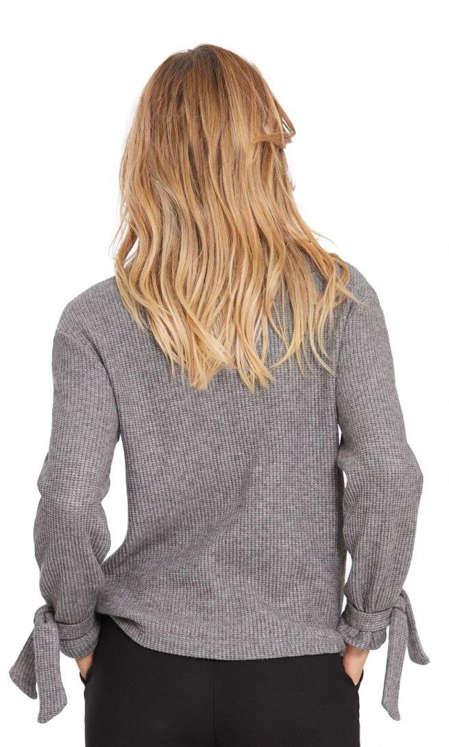 Джемпер Pirs 830 серый