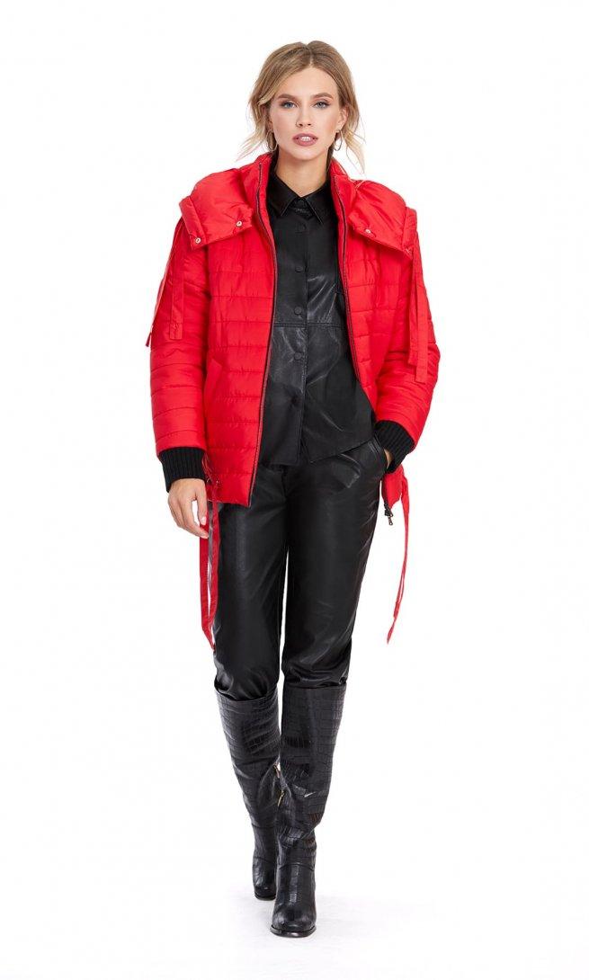 Куртка Pirs 908 красная