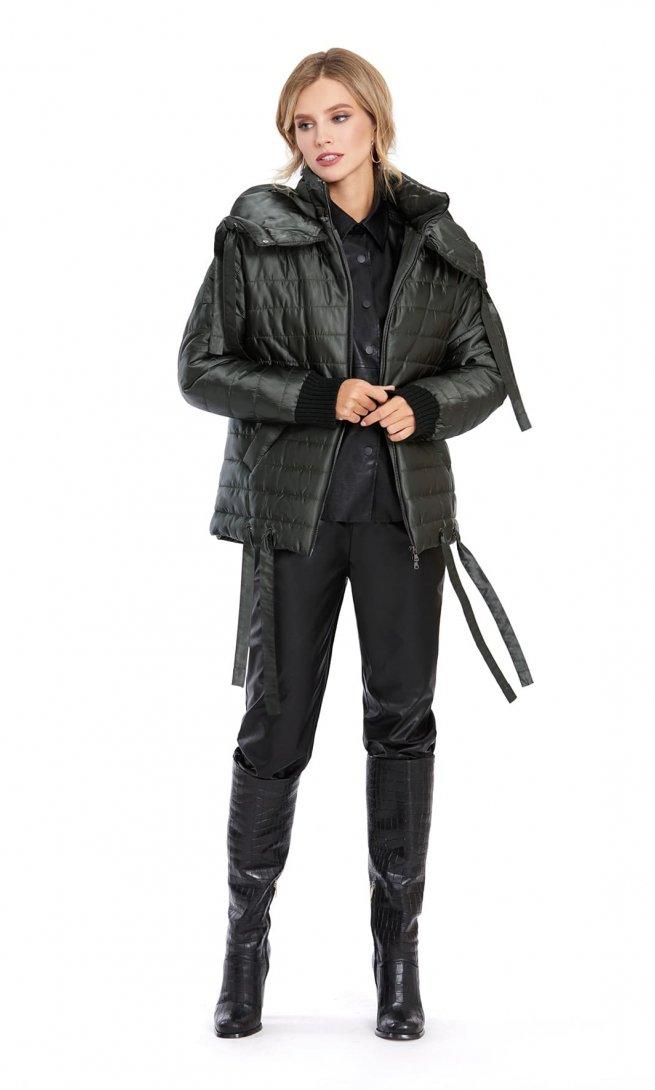 Куртка Pirs 908 темный хаки