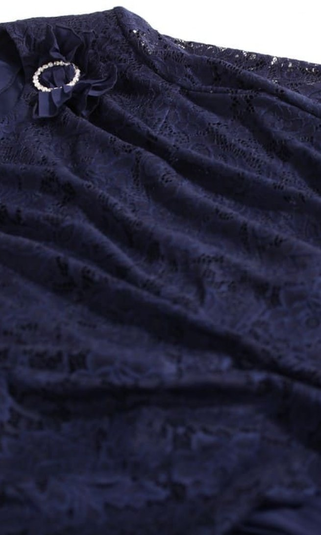 Платье Pretty 987 синее
