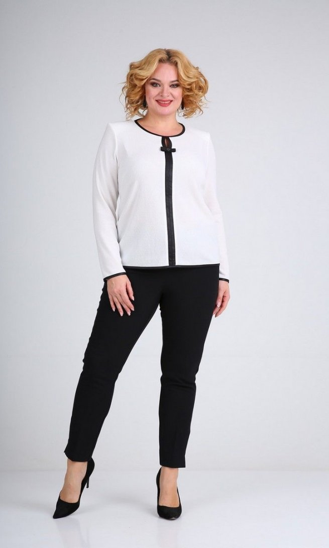 Блуза Sovita M-108 белый