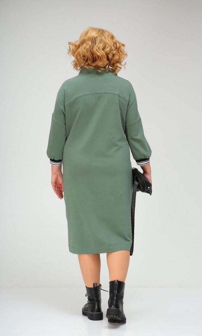 Платье Ivelta 1758/1 зеленый