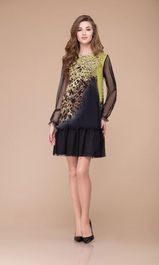 Платье Svetlana style 1054 желтое
