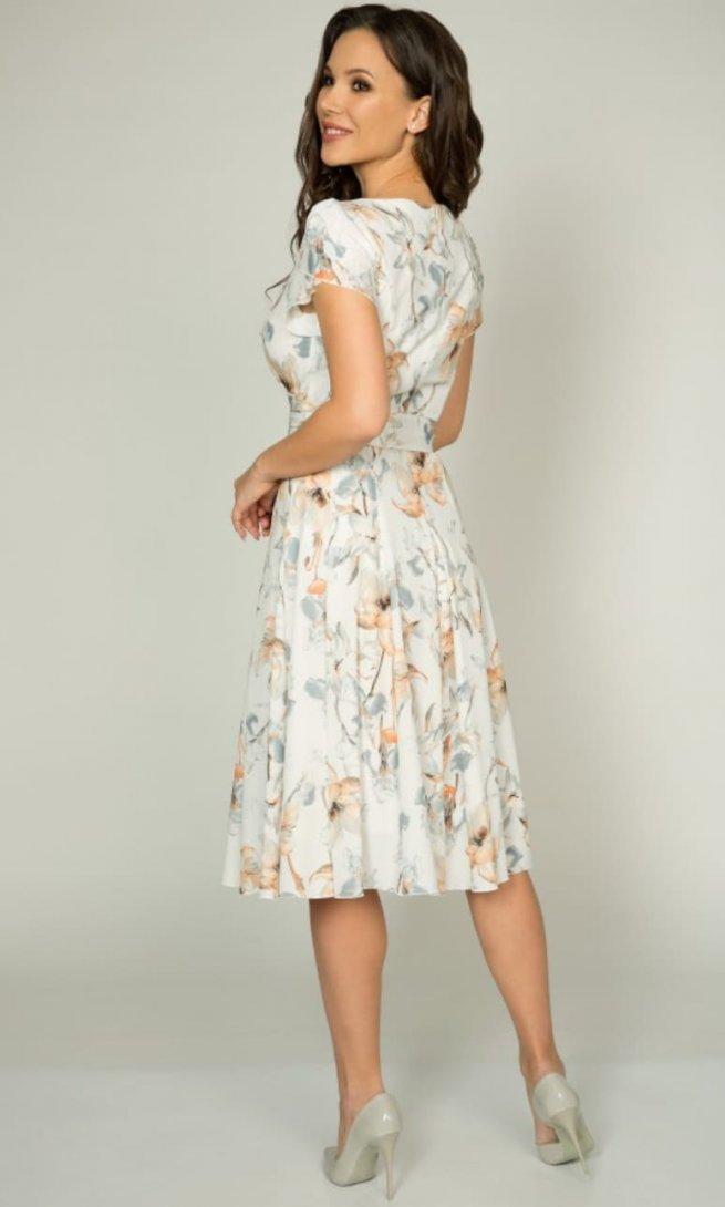 Платье Teffi Style 721/2 охра