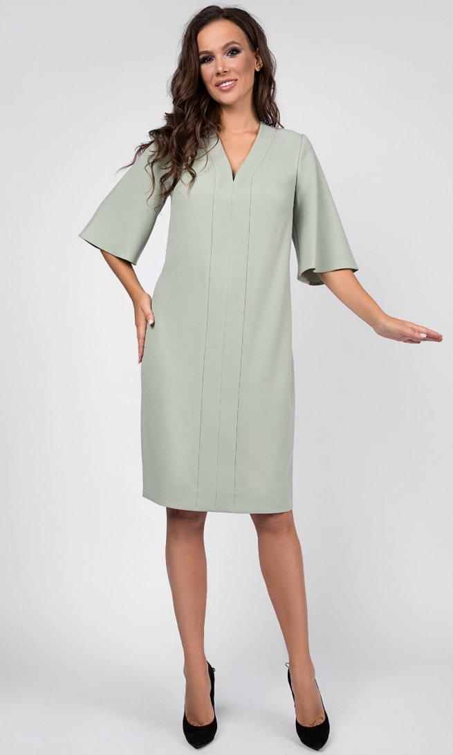 Платье Teffi Style 1438 фисташка