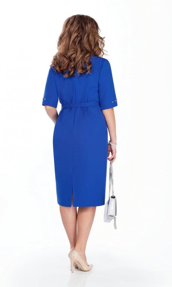 Платье Teza 241 синее
