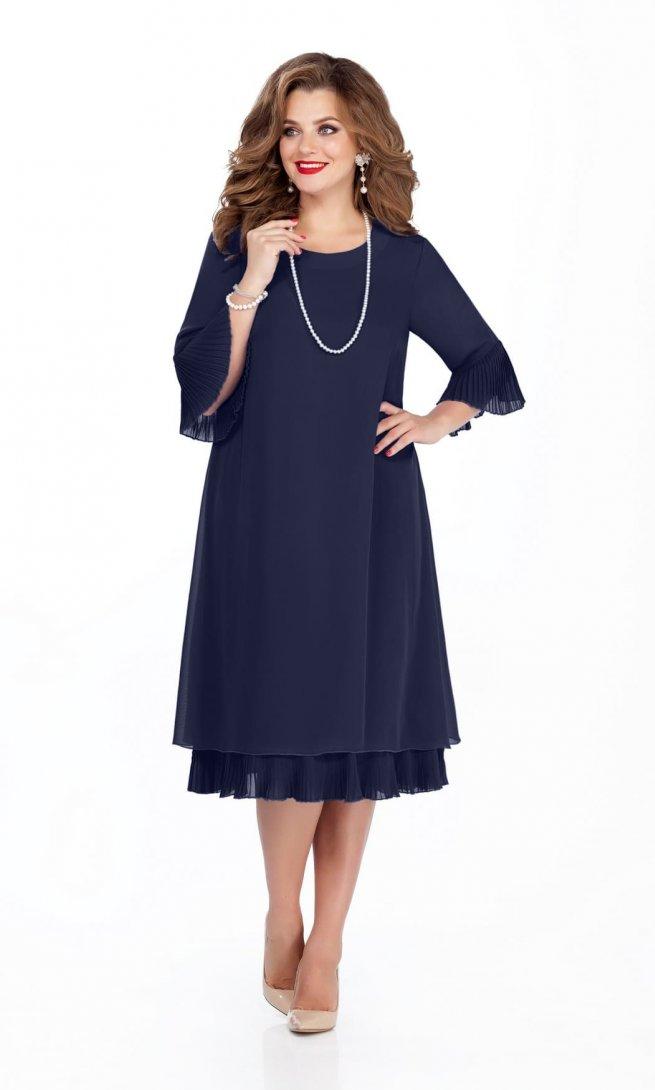 Платье Teza 250 темно-синее
