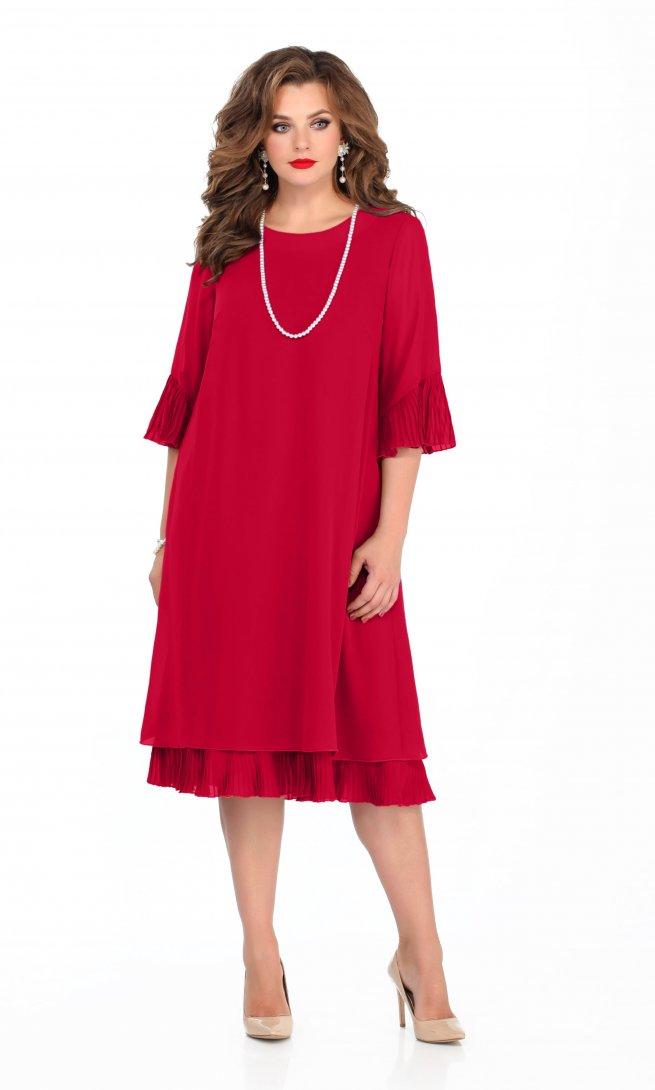 Платье Teza 250 красное