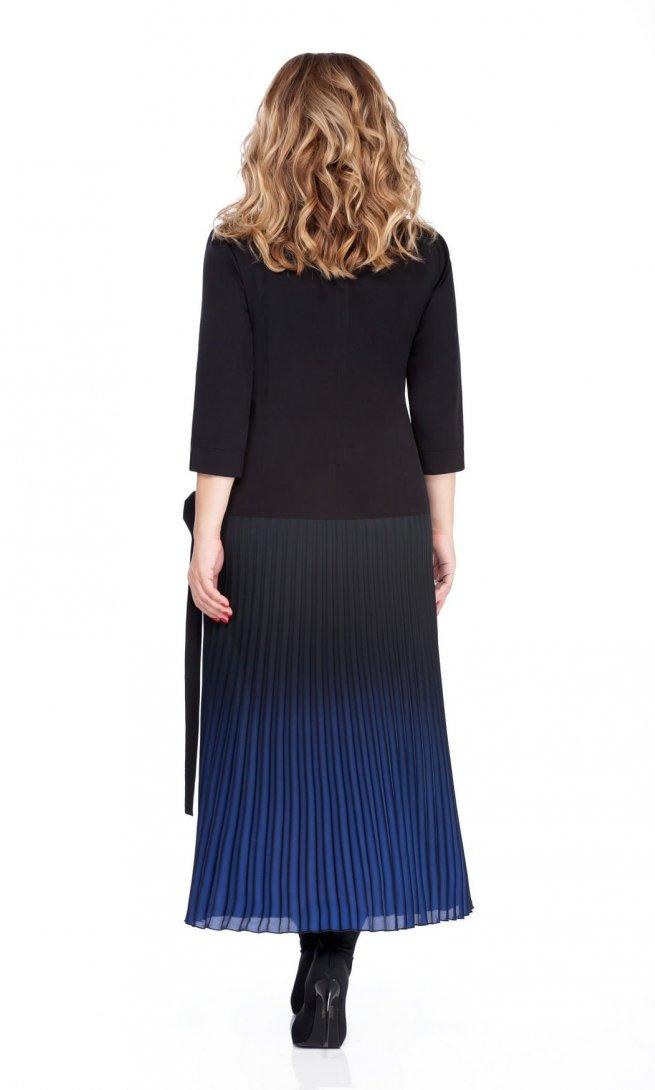 Платье Teza 256 синее